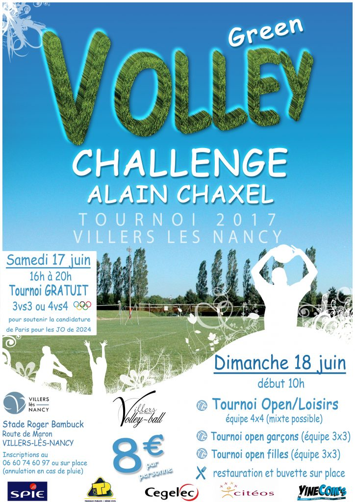 Green Volley 2017