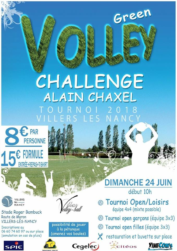 Green Volley 2018